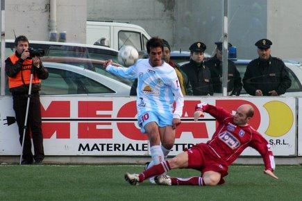 Il centrale difensivo Leo Criaco