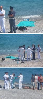 Il cadavere del povero straniero