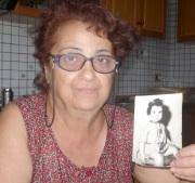 Colomba cerca da 45 anni la figlia Anna Zito