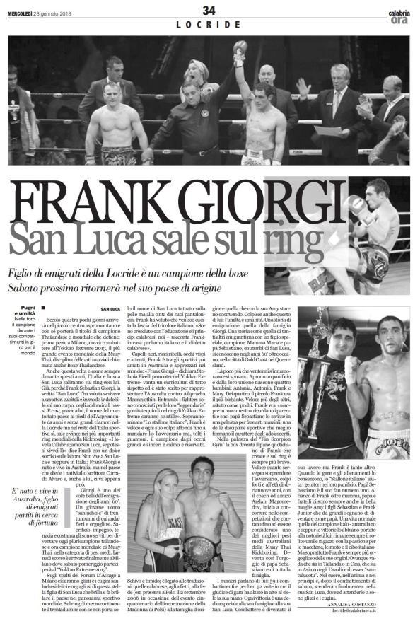 Calabria Ora_Frank Giorgi22012013