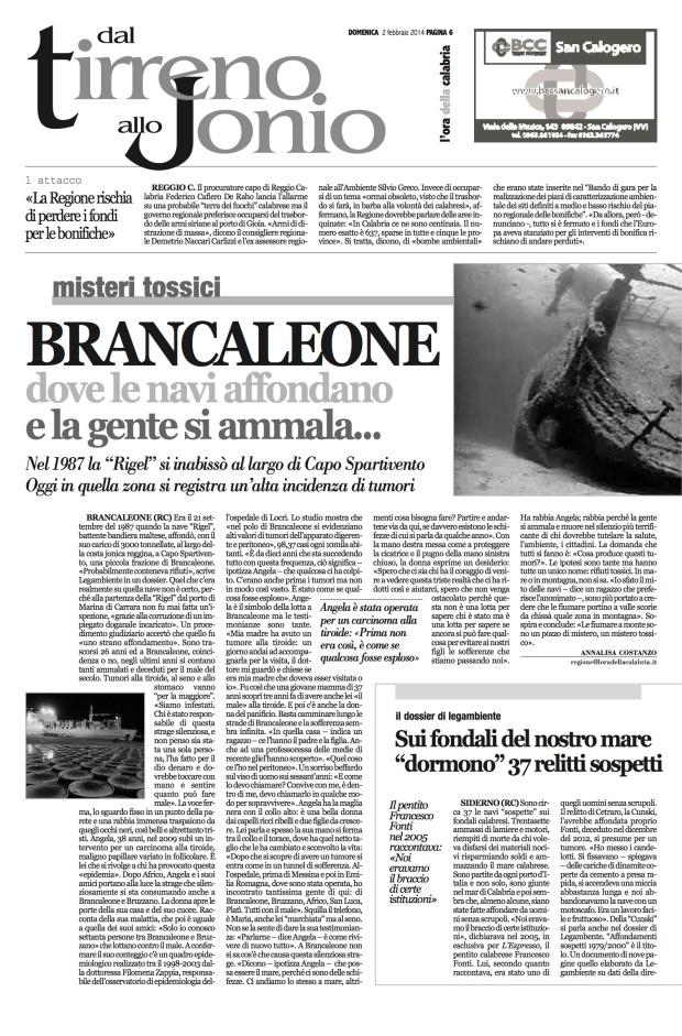Copia di BRANCALEONE DOVE LE NAVI AFFONDANO E LA GENTE SI AMMALA_Layout 1
